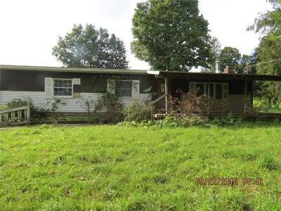 Single Family Home A-Active: 5936 Streeter Road