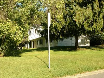 Penfield Single Family Home U-Under Contract: 16 Putting Green Lane