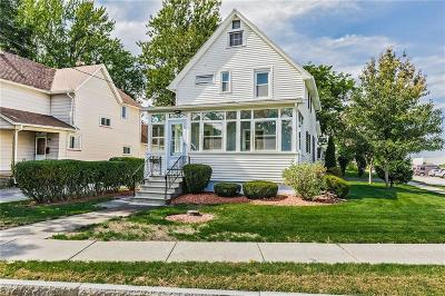 East Rochester Single Family Home U-Under Contract: 101 South Lincoln Road