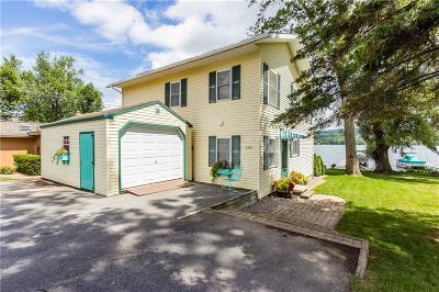 Single Family Home A-Active: 5493 Francis Shores
