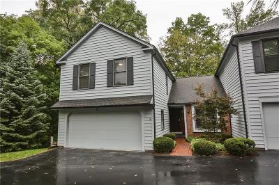 Pittsford Condo/Townhouse A-Active: 19 Lockwood Drive