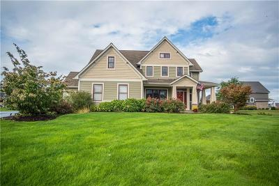 Webster Single Family Home C-Continue Show: 196 Mill Stream Run