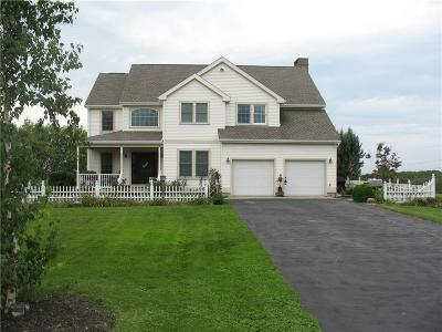 Dunkirk, Fredonia Single Family Home A-Active: 9935 Miller Road
