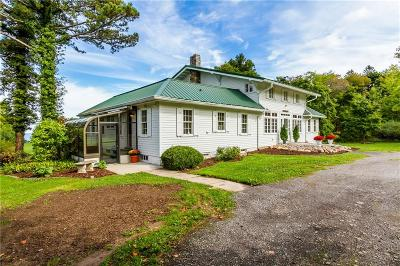 Single Family Home A-Active: 211 Lake Road