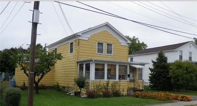 Seneca Falls Single Family Home U-Under Contract: 19 Mynderse Street