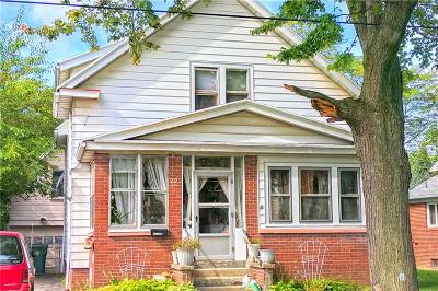 Monroe County Multi Family 2-4 U-Under Contract: 29 Hillcrest Street