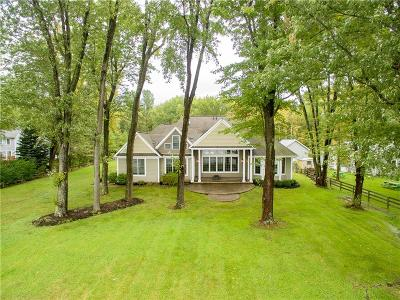 Chautauqua County Single Family Home A-Active: 6465 Galloway Road