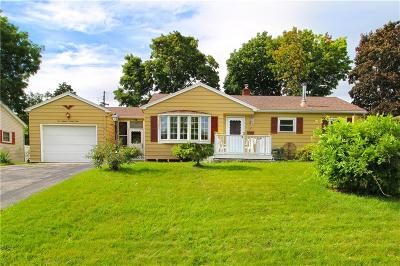 Monroe County Single Family Home U-Under Contract: 429 Marwood Road