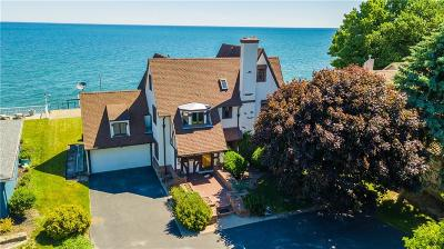 Rochester Single Family Home A-Active: 270 Edgemere Drive