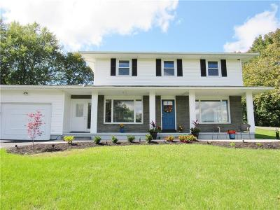 Canandaigua NY Single Family Home A-Active: $339,500