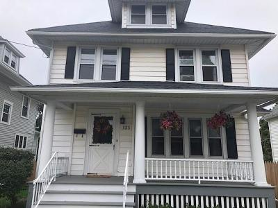 Single Family Home Sold: 135 Washington Street