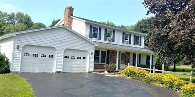 Marion Single Family Home U-Under Contract: 3525 Walworth-Marion Road