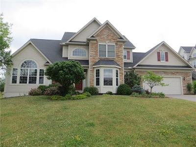 Pittsford Single Family Home A-Active: 108 High Stone Circle