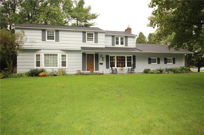 Penfield Single Family Home A-Active: 247 Henderson Drive