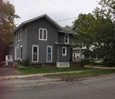 Orleans County Multi Family 2-4 U-Under Contract: 7 White Street