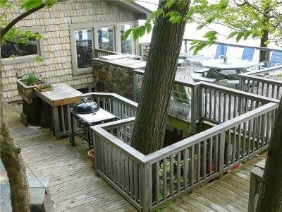Single Family Home A-Active: 1115 E Lake Road