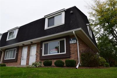 Orleans County, Monroe County, Niagara County, Erie County Condo/Townhouse U-Under Contract: 275 Owens Road #36