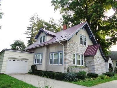 Single Family Home Sold: 2273 Orchard Place
