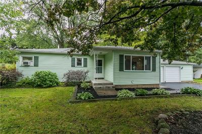 Penfield Single Family Home A-Active: 2084 Penfield Road