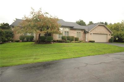 Pittsford Condo/Townhouse A-Active: 9 Linden Cove