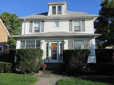 Genesee County Single Family Home A-Active: 21 Munger Street