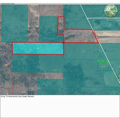 Forestville Residential Lots & Land A-Active: Dye