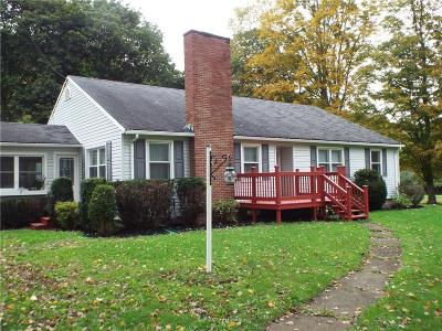 Olean Single Family Home A-Active: 2638 McCann Hollow Road