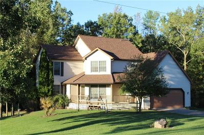 Orleans County Single Family Home A-Active: 13911 Drake Island Road Extension