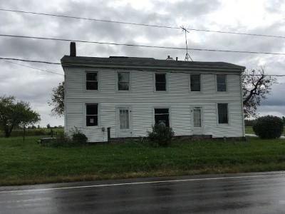 Canandaigua, Canandaigua-city, Canandaigua-town Single Family Home U-Under Contract: 4497 State Route 247