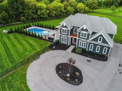 Monroe County Single Family Home A-Active: 791 Mile Square Road