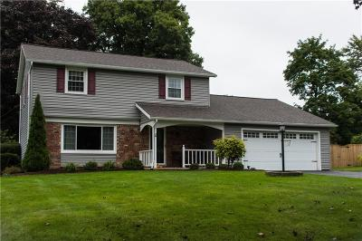 Penfield Single Family Home U-Under Contract: 17 Burningtree Lane