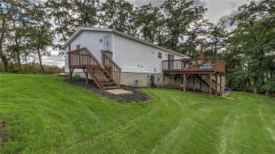Genoa Single Family Home A-Active: 9653 State Route 90