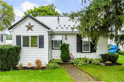 Ontario County Single Family Home A-Active: 5469 Francis Shores