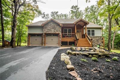 Monroe County Single Family Home A-Active: 3195 Big Ridge Road