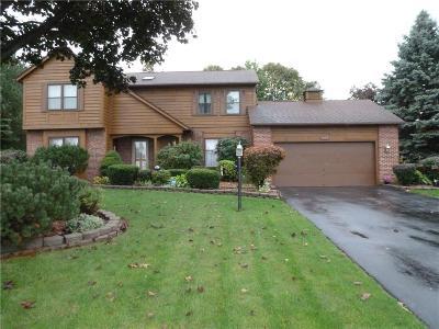 Rochester Single Family Home A-Active: 262 Montvale Lane