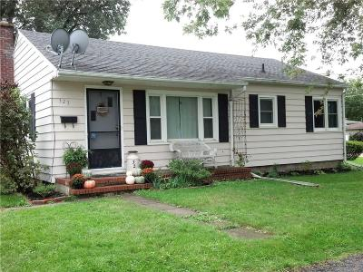 Dunkirk Single Family Home U-Under Contract: 323 W. Seventh Street