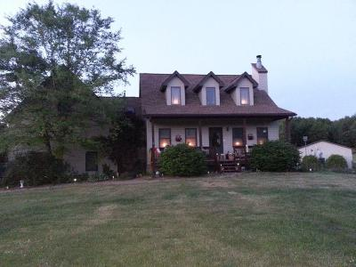 Orleans County Single Family Home A-Active: 4789 Hall Road