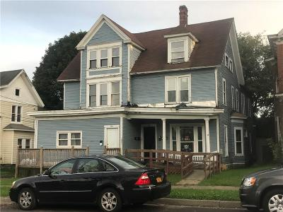 Jamestown NY Multi Family 5+ A-Active: $53,000