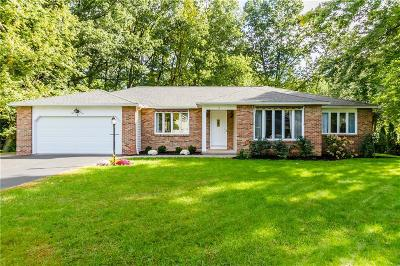 Pittsford Single Family Home U-Under Contract: 9 Rippingale Road