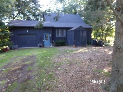 Williamson Single Family Home A-Active: 7064 Salmon Creek Road