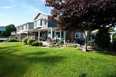 Rochester Single Family Home A-Active: 1950 Edgemere Drive