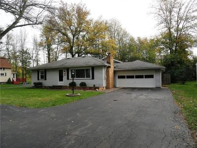 Rochester Single Family Home A-Active: 878 N Greece Rd