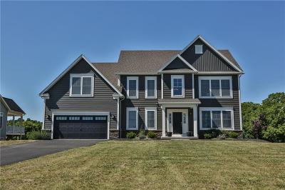 Canandaigua, Canandaigua-city, Canandaigua-town Single Family Home A-Active: 3955 Rileys Run