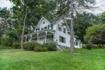Single Family Home A-Active: 15805 West Lake Road