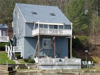Multi Family 2-4 A-Active: 6109 West Lake Road