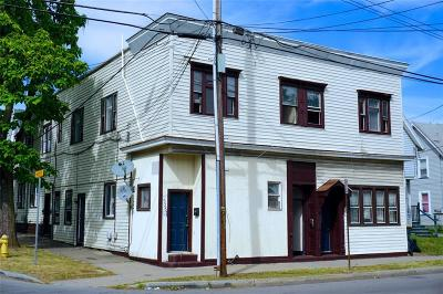 Rochester Multi Family 5+ U-Under Contract: 524 Emerson Street