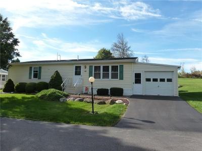 Genesee County Single Family Home C-Continue Show: 48 Woodside Drive