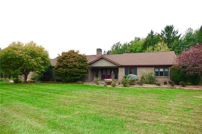 Monroe County Single Family Home A-Active: 10 Pine Creek Pvt Lane