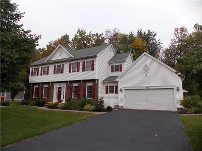 Monroe County Single Family Home A-Active: 496 Sandystone Circle