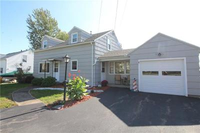 Rochester Single Family Home A-Active: 331 Lowden Point Road
